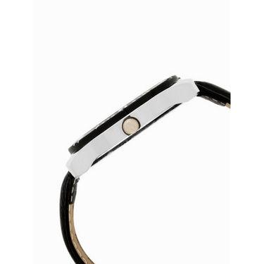 Adine Analog Wrist Watch_AD6015bl - Black