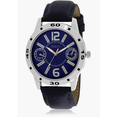 Adine Analog Wrist Watch_AD6016bb - Blue