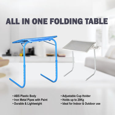 All in One Folding Table