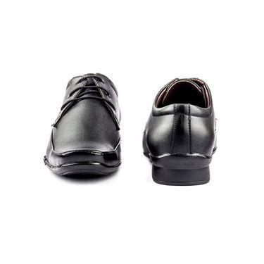 Kohinoor Footwears Faux Leather Formal Shoes BB05_Black