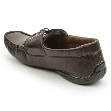 Bacca Bucci PU Brown Casual Shoes -Bbmb3010C