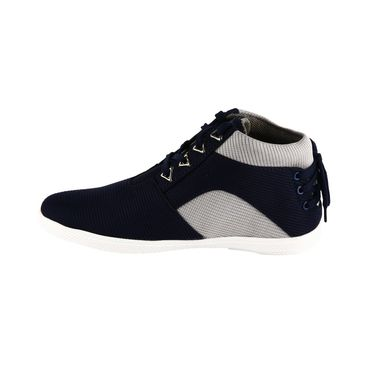 Bacca Bucci Canvas Blue Casual Shoes -Bbmb3066B