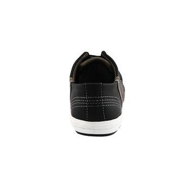 Bacca Bucci PU Casual Shoes  Bbmb3082A -Black