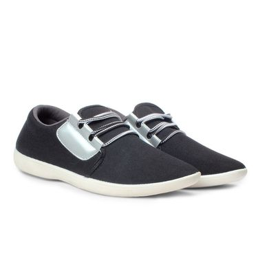 Bacca Bucci PU Silver Casual Shoes -Bbmb3155T