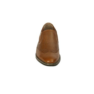 Bacca bucci Leather  Formal Shoes Bb018 _Brown