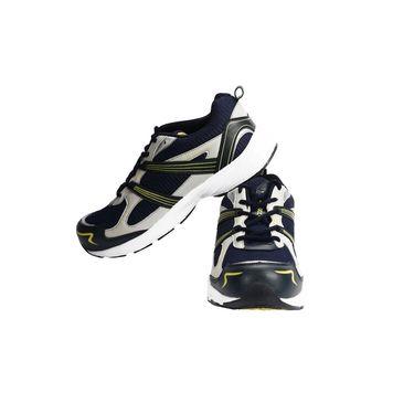 Bacca Bucci PU & Mesh  Sport Shoe  Bbmg8011K -Multicolor