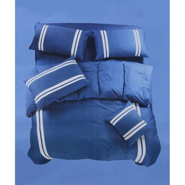Amore Double BedSheet With 2 Pillow Cover-BDLW01