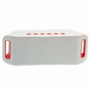 Adcom S204 Mini Bluetooth Speaker - White