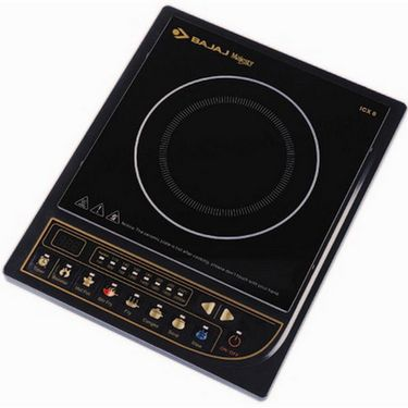 Bajaj ICX 8 Induction Cooktop - Black