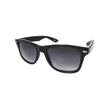 Unisex Wayfarer Sunglasses_Bes003 - Black