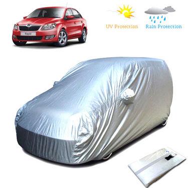Body Cover for Skoda Rapid - Silver