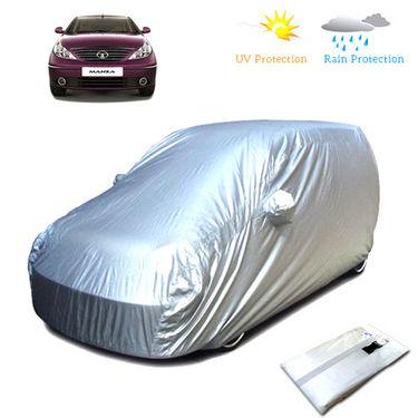 Body Cover for Tata Manza - Silver