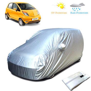 Body Cover for Tata Nano - Silver