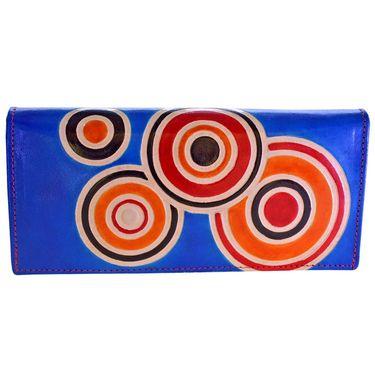 Arpera Blue Ladies Wallet Ssa04