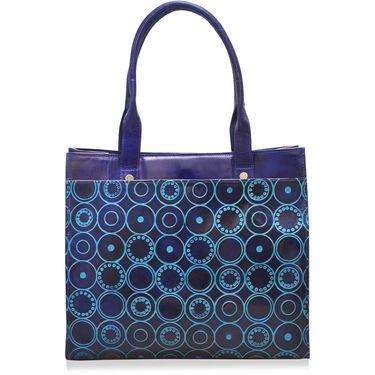 Arpera Blue Ladies Handbag Ssa13