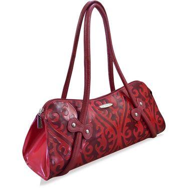 Arpera Red Ladies Handbag Ssa19