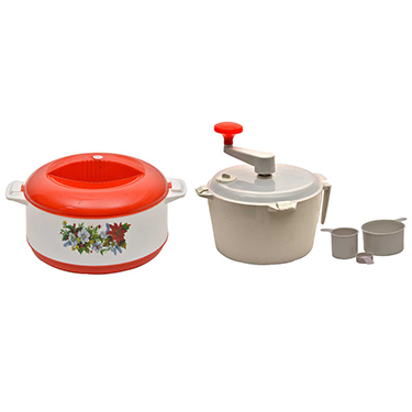 VOX Combo of Casserole and Dough Maker