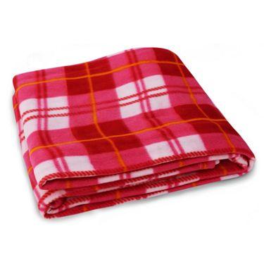 Storyathome Pack of 2 Designer Printed Double Fleece Blanket-CA1211-CA1207