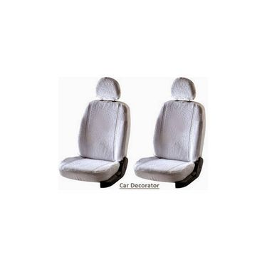 Car Seat Cover For Chevrolet Captive - White - CAR_1SC1WHT197