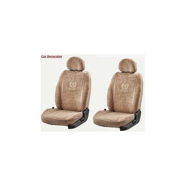 Car Seat Cover For Soda Laura - Beige - CAR_A1SC1BG168