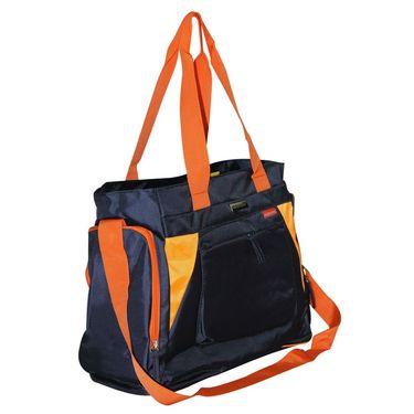 Wonderkids Navy Blue Baby Diaper Bag