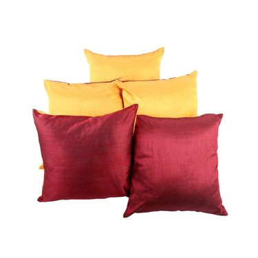 Pack of-10  Square Cushion Cover Combo-COM00157