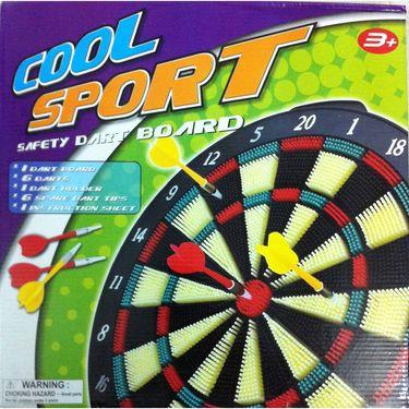 Branded Safety Dart Board Game