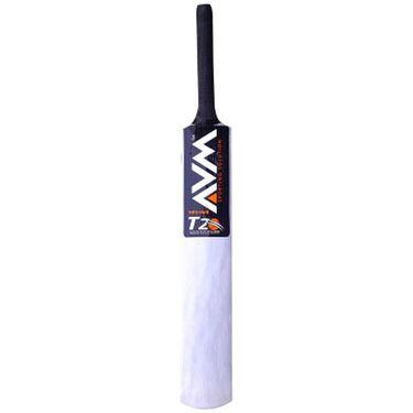 AVM Splash 20-20 Silver Willow Cricket Bat (Size 5, 900-1000 g)