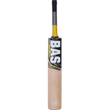 BAS Vampire (Size-SH) 4 Millennium English Willow Cricket Bat-Multicolor - CRBEW