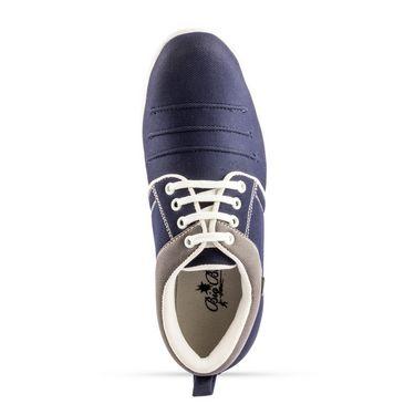 Kohinoor Footwears Canvas Casual Shoes CS03_Blue