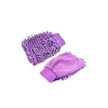 Combo of Car Cleaning Gloves + Cleaning Wiper + Hose Pipe + Vaccum Cleaner