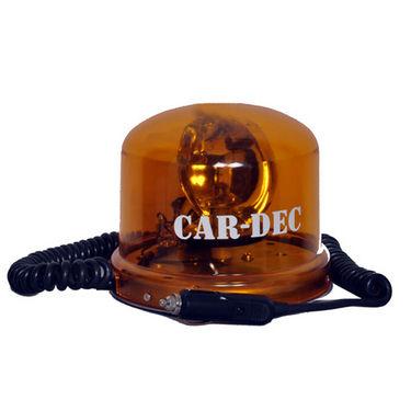 Car-dec Revolving Light Beacon Senetor (Yellow)