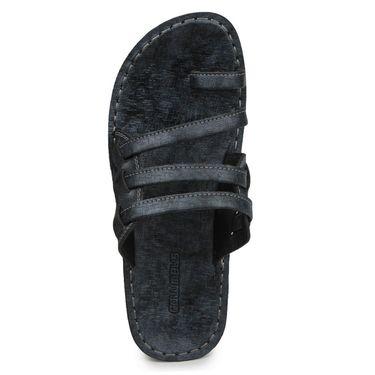 Columbus Suede Grey Sandals -2511