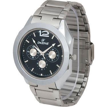 Combo of Dezine 2 Analog Watches + 1 Aviator Sunglasses_DZ-CMB105