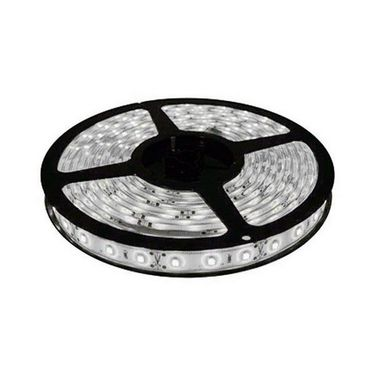 AutoStark 5 Meters Waterproof Cuttable LED Lights Strip Roll - White