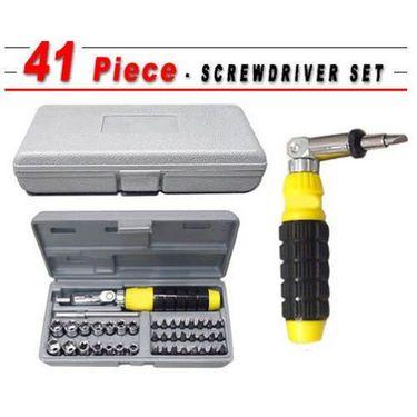 AutoStark 41 Pcs Tool Kit Foldable Screwdriver Set