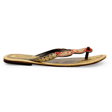 Branded Womens Sandal Multicolor -MO344