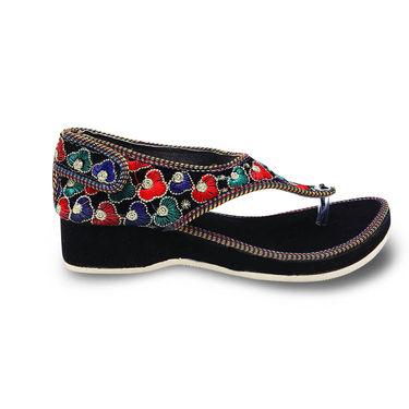 Branded Womens Sandal Multicolor -MO354