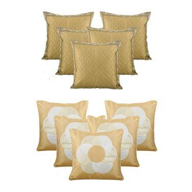 Dekor World Set of 10 Designer Printed Cushion Cover-DWCB-181