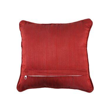Dekor World Self Check Cushion Cover (Pack of 5)-DWCC-12-154-5