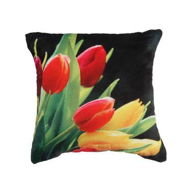 Dekor world Digital Cushion Collecetion (Pack of 5 Pcs)-DWCC-12-161-5
