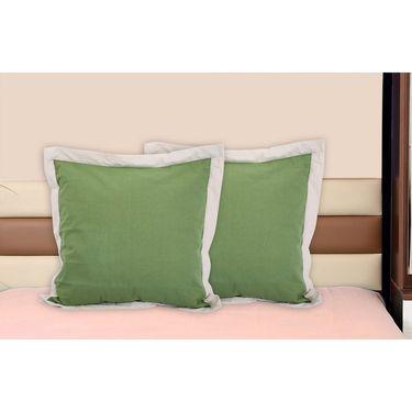 Set of 2 Dekor World Cotton Big Cushion Cover-DWCC-24-078