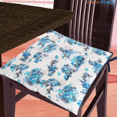 Dekor World Cotton Printed Chair Pad-DWCP-031