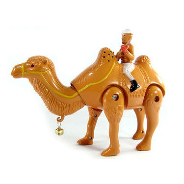 Desert Hero - Walking, Dancing & Musical Camel
