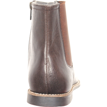 Delize Leather Boots - Brown-1862