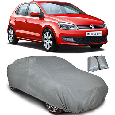 Digitru Car Body Cover for Volkswagen Polo - Dark Grey