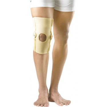 Dyna Hinged Knee Brace Open Patella - XL