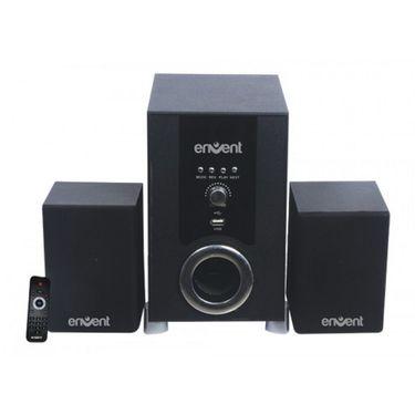Envent ET-SP21311 Beat Wave 2.1 Speaker - Black