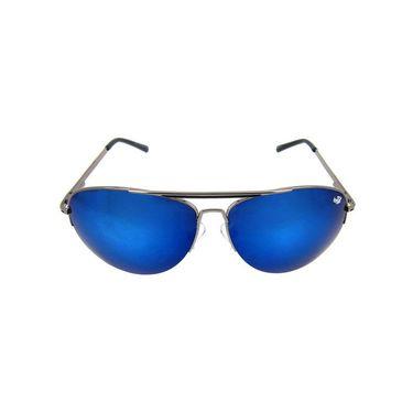 Flying Machine Aviator Sunglasses_fms106205 - Blue
