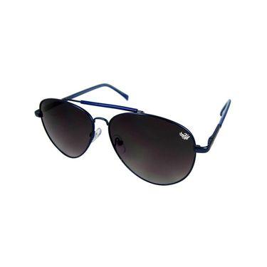 Flying Machine Aviator Sunglasses_fms107208 - Black